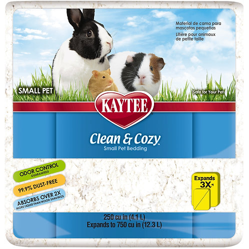 Kaytee Clean & Cosy White 12.3L