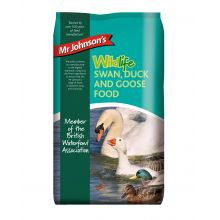 Mr Johnsons Wild Life Swan Duck Food 750g