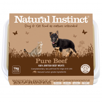 Natural Instinct Pure Beef