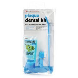 Petkin Plaque Dental Kit