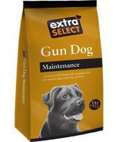 Extra Select Gun Dog Food Maintenance 15kg