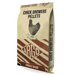 Argo Chick Growers Pellets 20kg