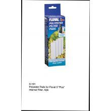 Fluval 3 Plus Polyester Pad