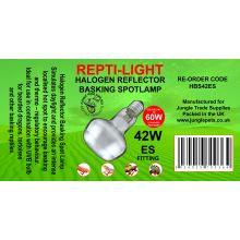 Reptile Halogen Reflectors ES 60w