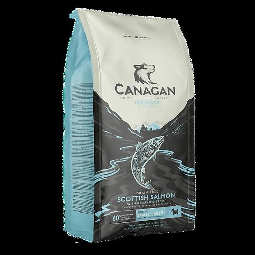 Canagan Small Breed Scottish Salmon 2kg