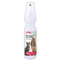 Beaphar Cat & Dog Flea Spray 150ml