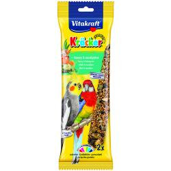 Vitakraft Australian Cockatiel Stick Honey 2 Pack x 5