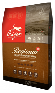 Orijen Regional Red Dog Food  2kg