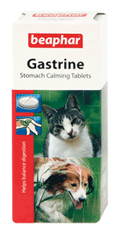 Beaphar Gastrine Tablets for Dogs & Cats 30 Tablet