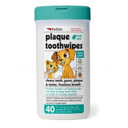 Petkin Toothwipes