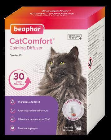 Beaphar Cat Comfort Calming Diffuser 48ml