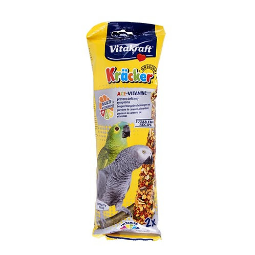 Vitakraft African Parrot Honey Stick 2 Pack x 5