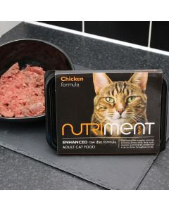 Nutriment Cat Chicken Formula 500g