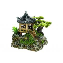 Classic Pagoda House 19.5cm