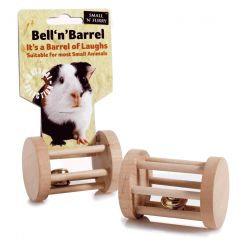 Small 'N' Furry Bell 'N' Barrell