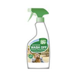 Wash Off Outdoor Spray