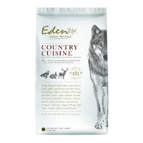 Eden 80/20 Small Bite Dog Food Country Cuisine 6kg