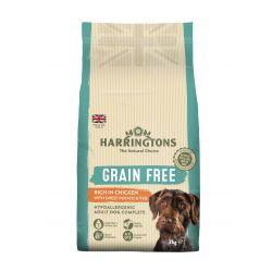 Harringtons Grain Free Dog Food Chicken