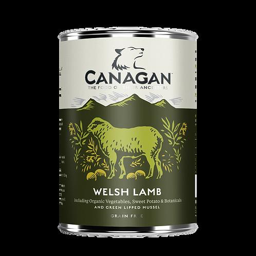 Canagan Wet Dog Food Welsh Lamb 400g X 6