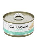 Canagan Wet Cat Food Chicken with Sardines 75g