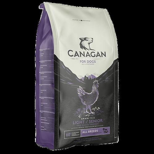 Canagan Light / Senior Dog Food 2kg