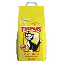 Thomas Cat Litter 16ltr