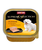 Animonda Foils Junior Supreme Selection Poultry & Turkey 11 x 150g