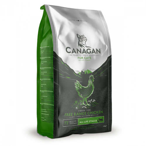 Canagan Cat Food Free Run Chicken
