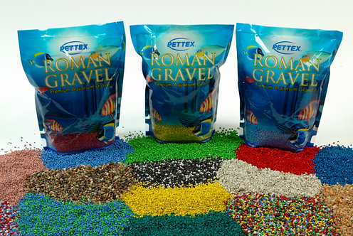 Gravel 2kg (Assorted colours)