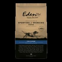 Eden 80/20 Dog Food Fish Cuisine 15kg