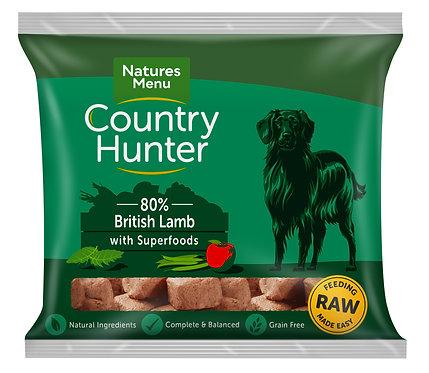 Country Hunter Raw Nuggets Lamb