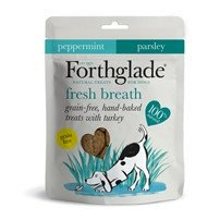 Forthglade Hand Baked Treats with Turkey 150g