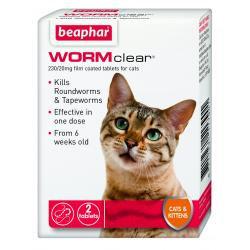 Beaphar Wormclear Cat