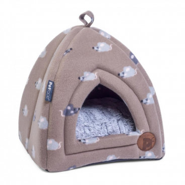 Angry Mouse Cat Igloo