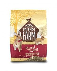 Tiny Friends Farm Russel Rabbit Tasty Mix 5kg