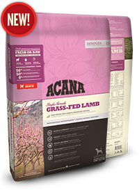 Acana Grass Fed Lamb Dog Food 6kg