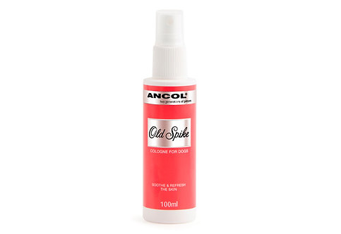 Ancol Old Spike Cologne Spray 100ml