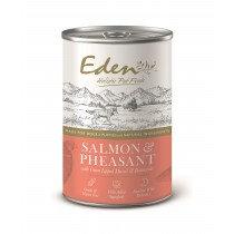 Eden Wet Dog Food Gourmet Salmon & Pheasant