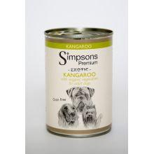 Simpsons Dog Food Kangaroo Casserole