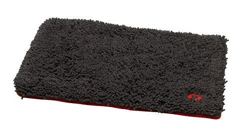 Black Microfibre Crate Mat with Memory Foam
