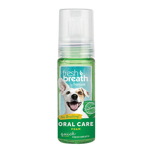 Tropiclean Oral Foam