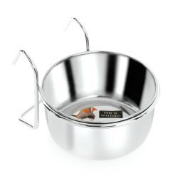 Fed N Watered Coop Cup & Hook Holder 9cm