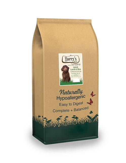 Harry's Dog Food Adult Lamb & Rice Naturals 24kg