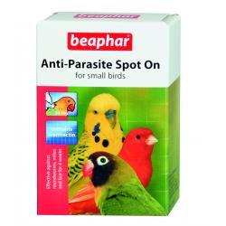 Beaphar Anti Parasite Spot on for Small Birds