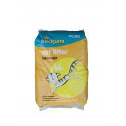 Bestpets Cat Litter Lightweight 30ltr