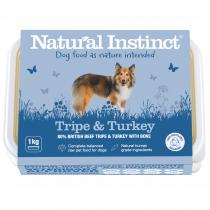 Natural Instinct Tripe & Turkey