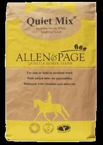 Allen & Page Quiet Mix 20kg