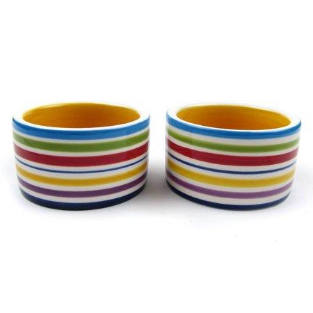 Small Animal Multi Colour Bowl