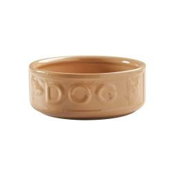 Mason Cash Cane 18cm Lettered Dog Bowl