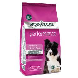 Arden Grange Dog Food Adult Performance